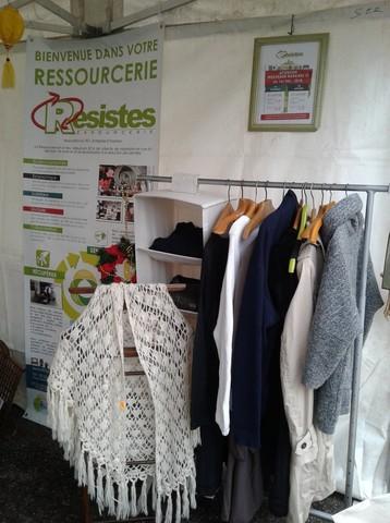 Ressourcerie éphémère à Saint Etienne du Rouvray