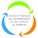 Logo Collectif Normand des Ressourceries
