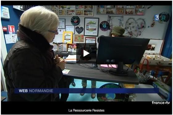 France 3 - Reportage - décembre 2016